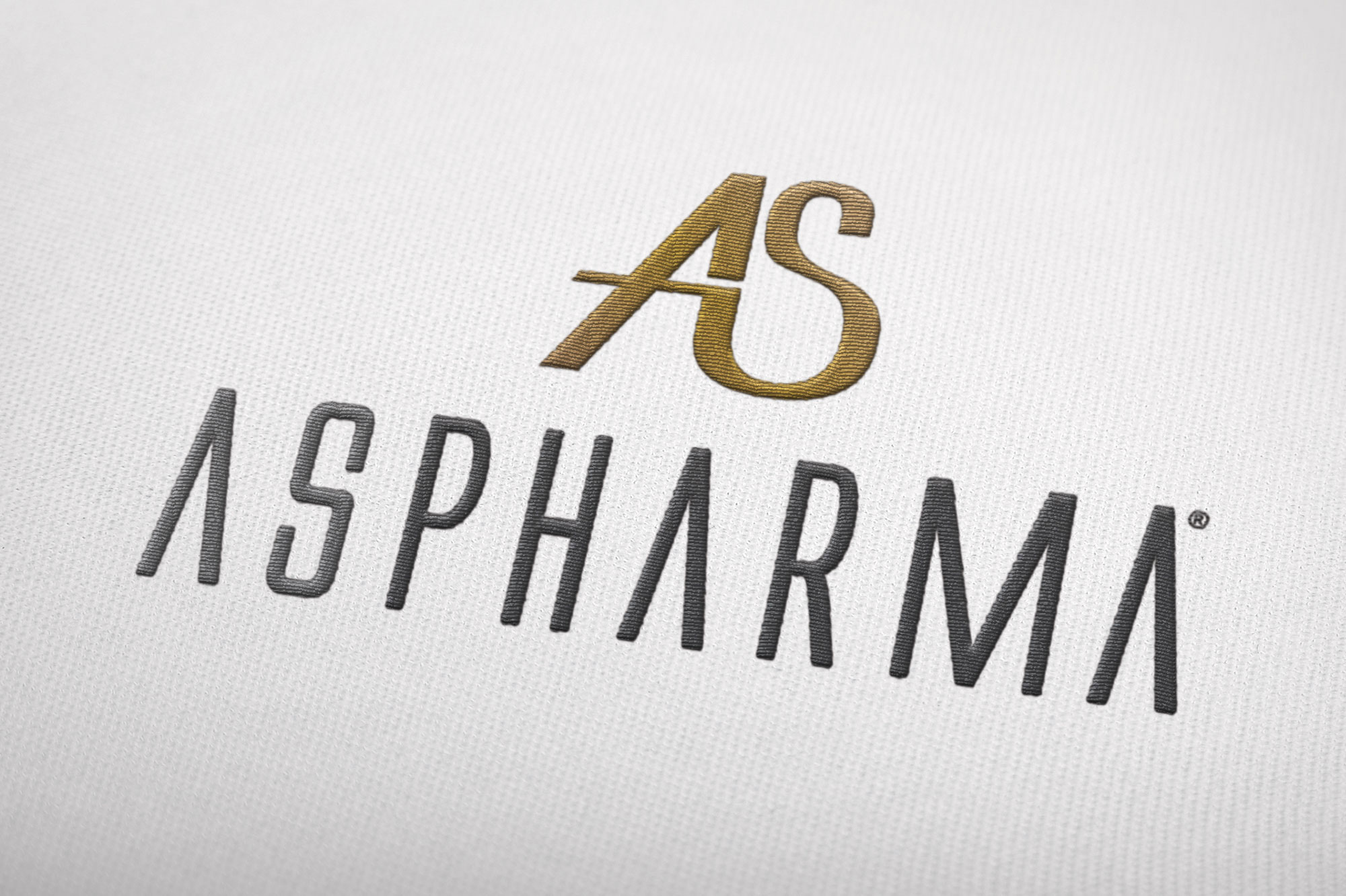 AS Pharma Logo