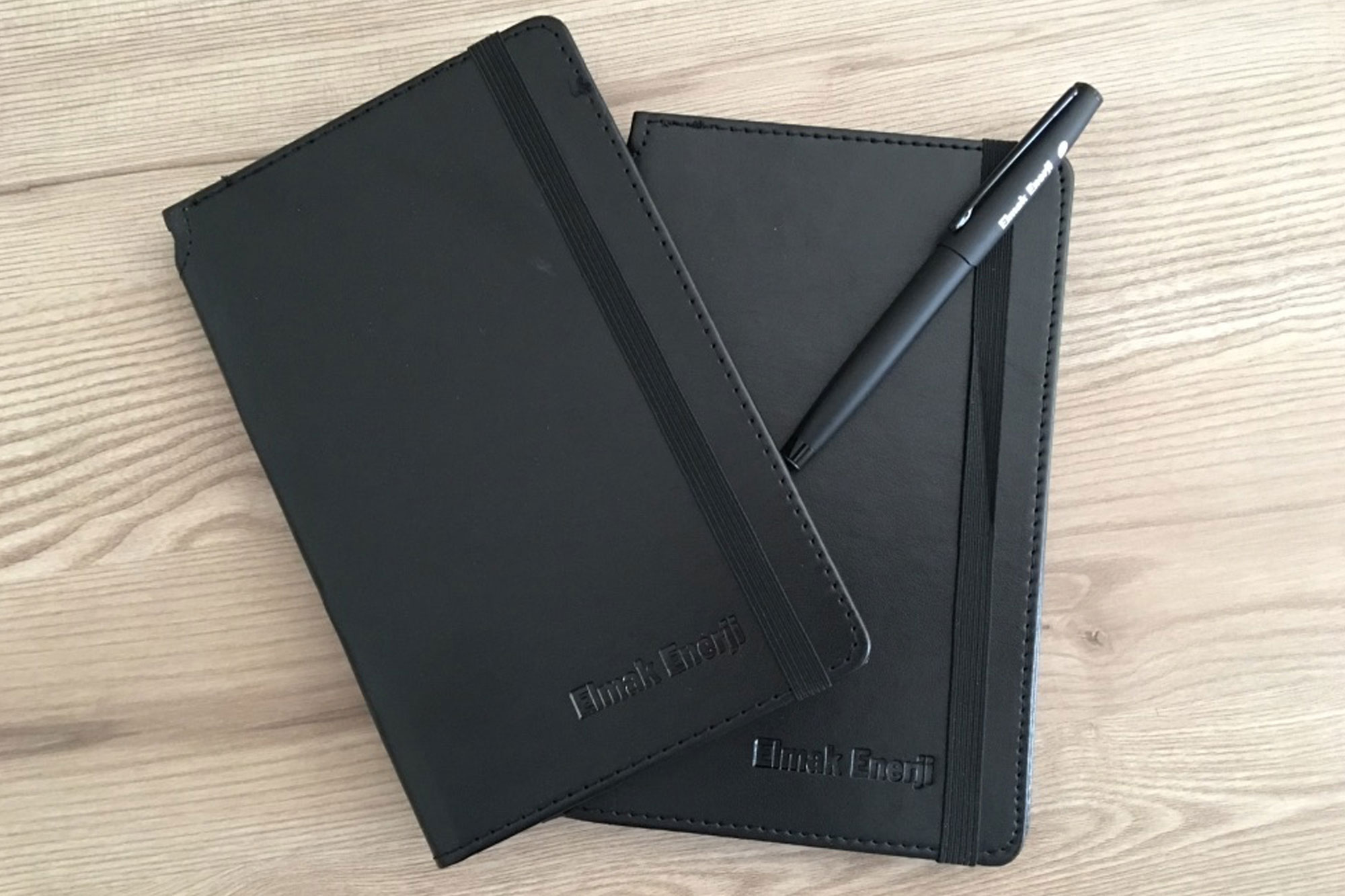 Elmak Energy Notebook