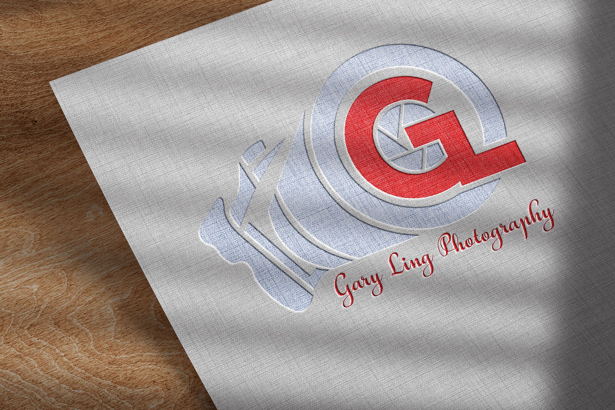 Gary Ling Photography Logo