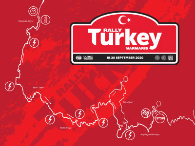 Tosfed Rally Turkey WRC Organizasyon 2020