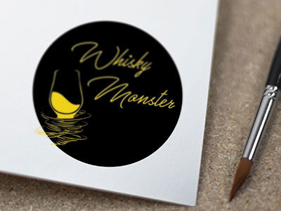 Whiskymonster.com Logo
